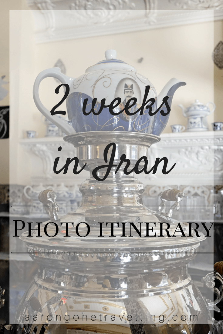 A photo itinerary featuring the best places to go in Iran.