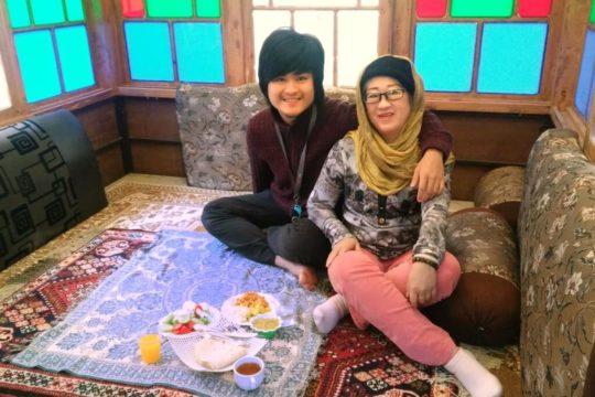 iran food, floor, carpet, chalet