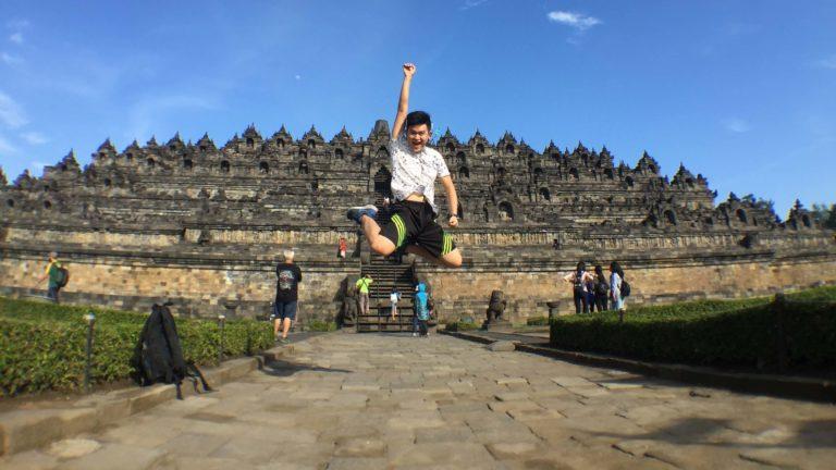 borobudur, Indonesia, buddha, UNESCO