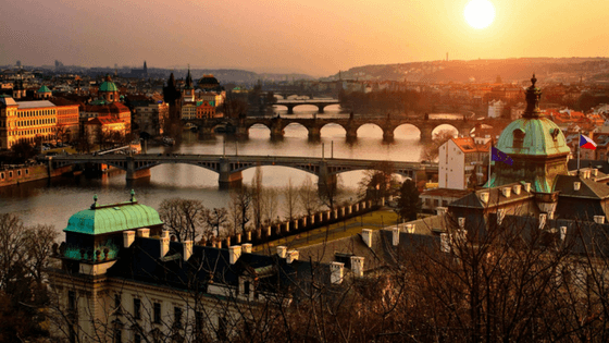 Prague Itinerary for 3 days
