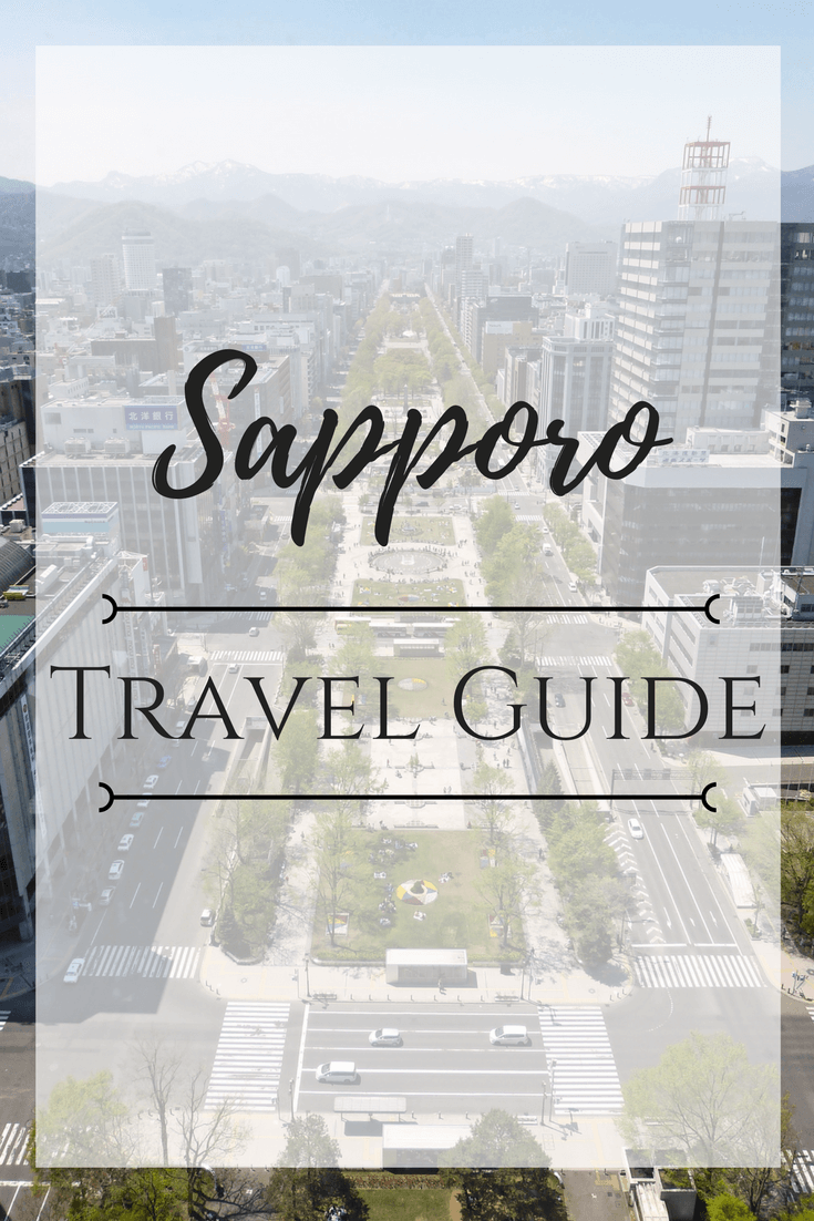 This complete Sapporo guide includes info about food, accommodation, transport, alcohol, ways to save money, nightlife and more!