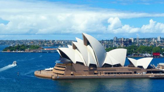Sydney Walking tour, opera house, sydney city