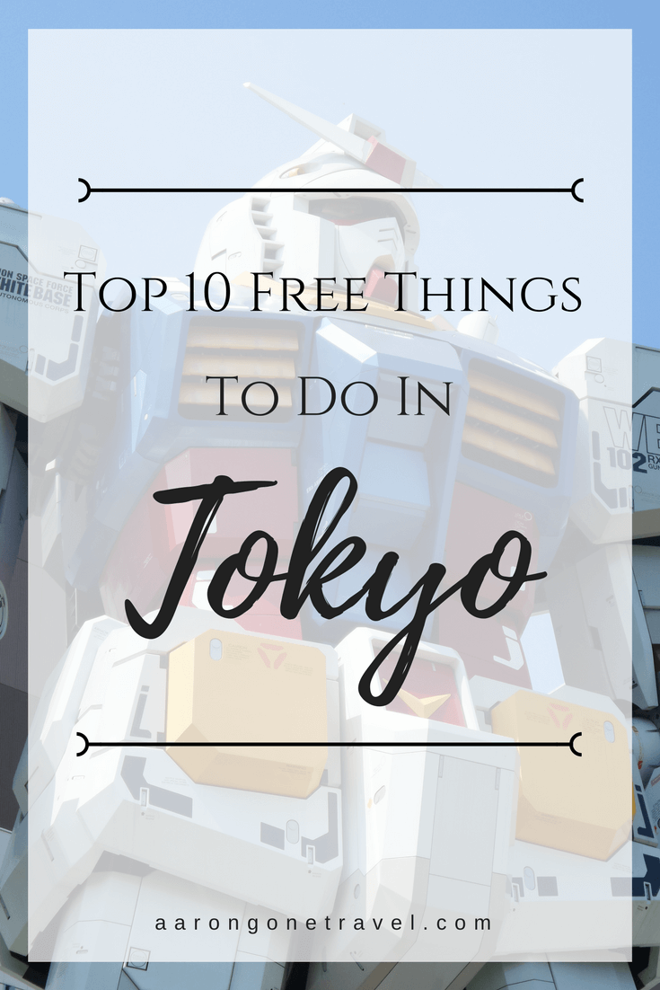 Tokyo is not cheap but there are plenty of free things to do in Tokyo! Make sure to check this guide out to keep your wallet in shape!