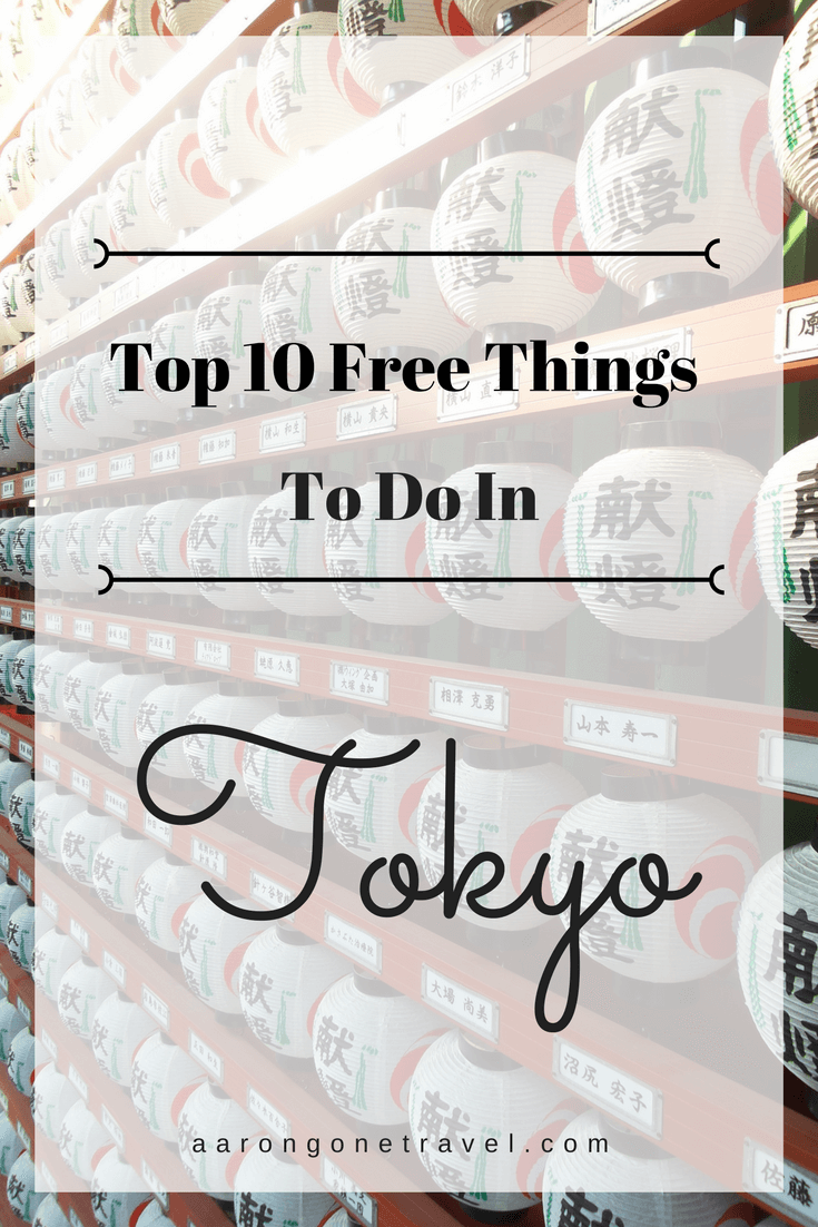 Don't wanna overspend but still wanna enjoy Tokyo? Make sure that you check these Top 10 free things to do in Tokyo!