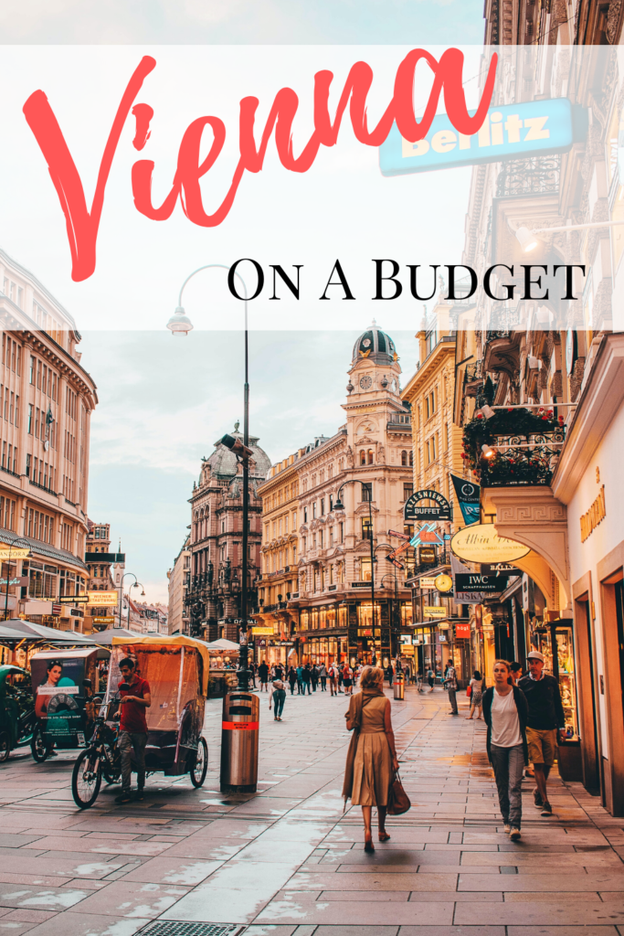 Read this post to find out how to travel in Vienna on a budget! Cheap Travel Vienna | Vienna On A Budget | Travelling In Vienna | Vienna Travel Guide | Vienna Austria