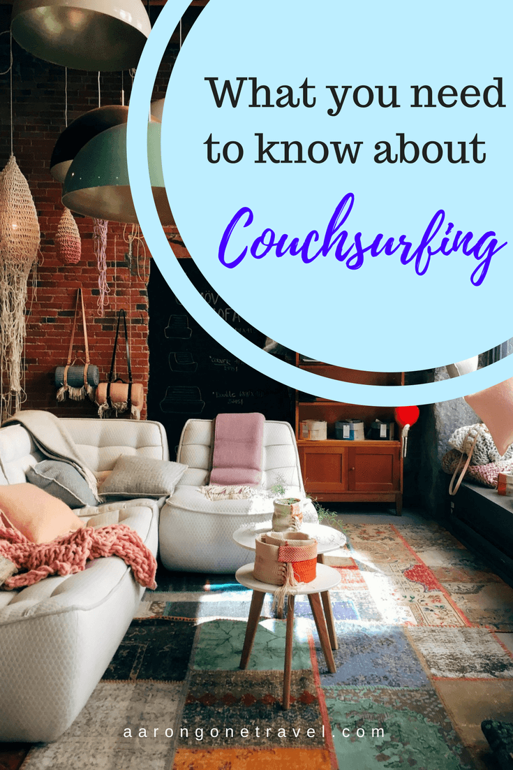 What is Couchsurfing? All you need to know is here!