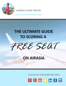 Guide to scoring a free seat on airasia, ebook, free