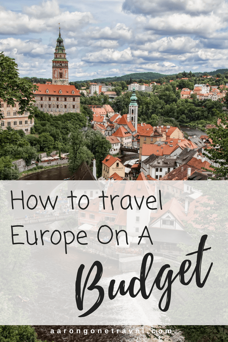This guide includes how to get free accommodations, cheap flights and more so that you don't burn a hole in your wallet! Travel in Europe on a budget is not that hard after all!