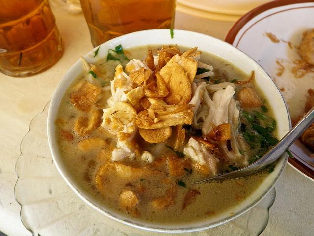 Soto ayam, indonesian food, food in yogyakarta, food in indonesia, food in jogja, jogja