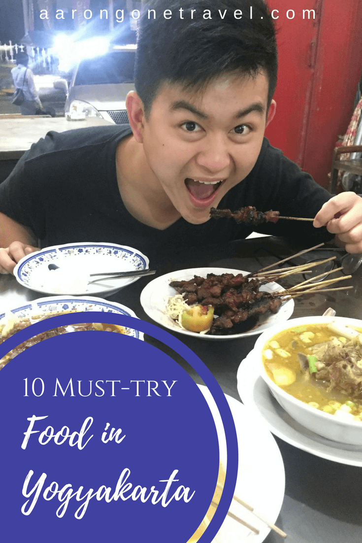 Check out the 10 must-try food in Yogyakarta! If you have been to Yogyakarta, then you'll agree with me when I say that food in Yogyakarta is divine!