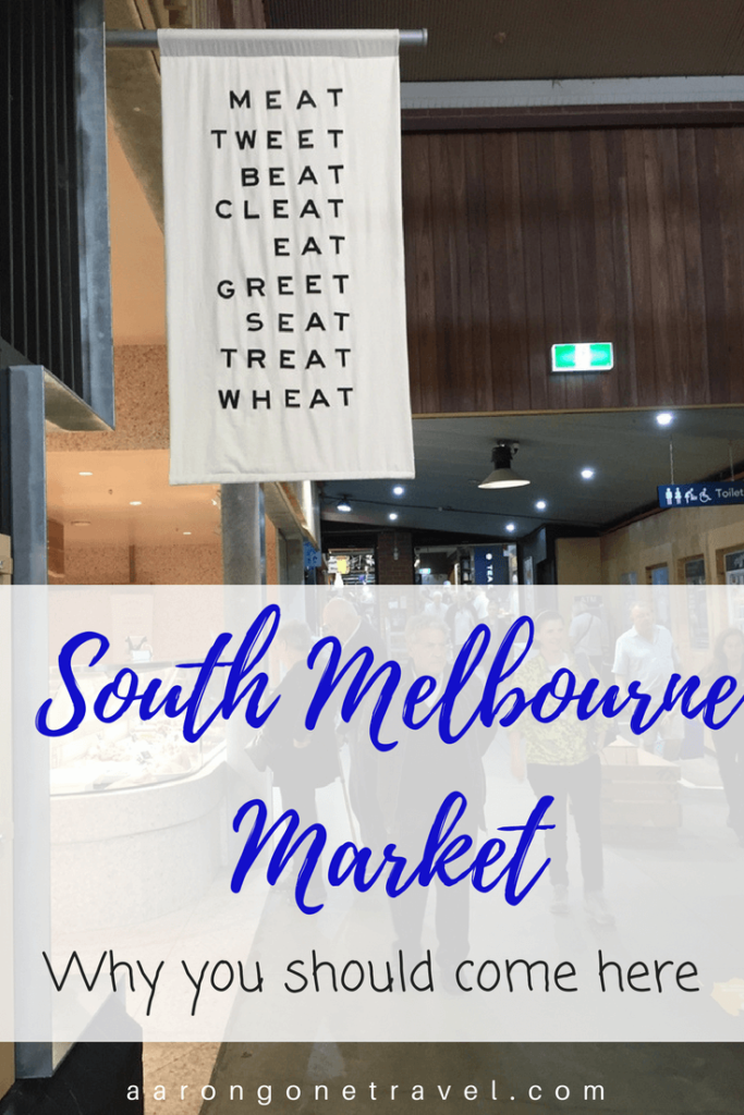 Skip Queen Victoria Market and come to South Melbourne Market instead! Find out how to spend a day at South Melbourne Market! This includes how to come, what to do, what to eat and so on!