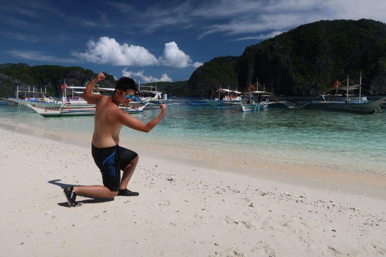 el nido, island, island hopping, philippines, tan, beach