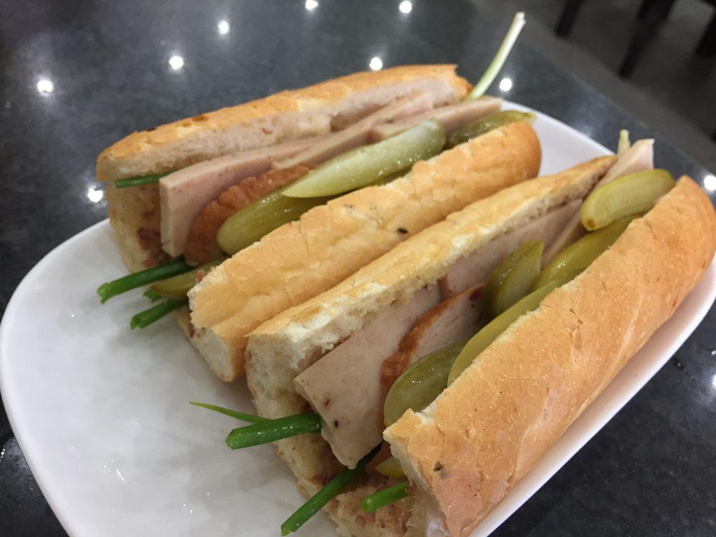 baguette, cambodia, siem reap, sandwich, pate