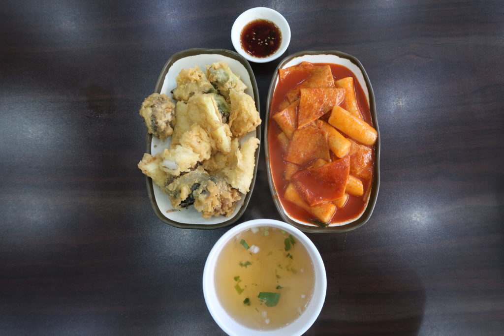 tteobboki, korean, seoul, travel, korea, street food
