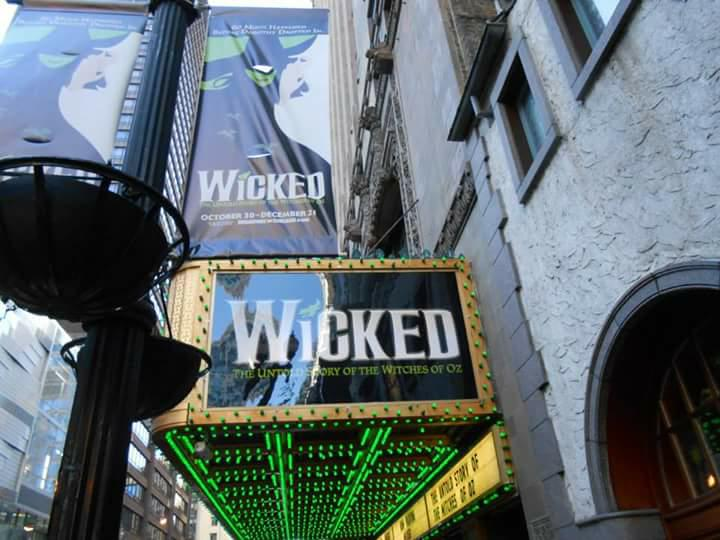 wicked, musical, chicago, broadway, USA