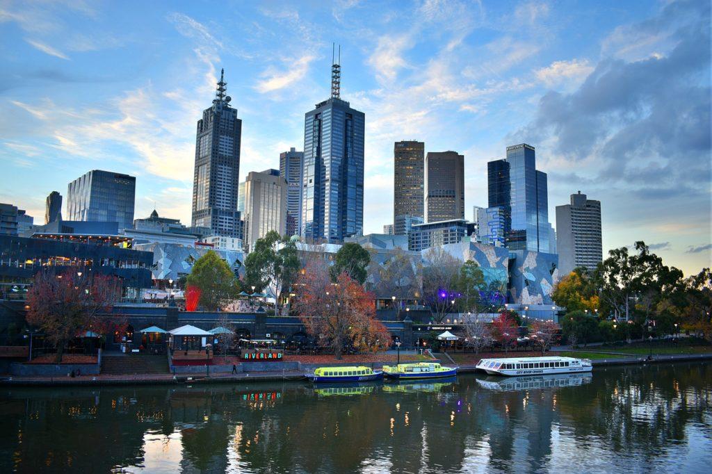 #melbourne #australia #livablecity #cbd #victoria