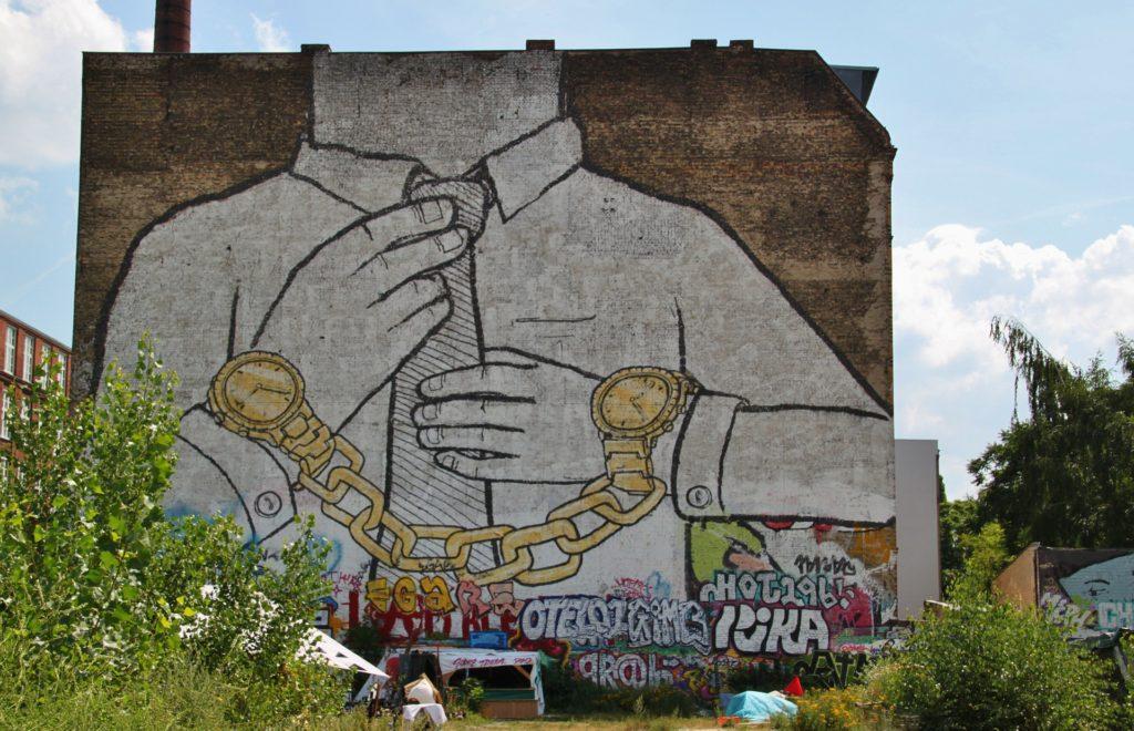 berlin, kreuzberg, mural, germany, hipster