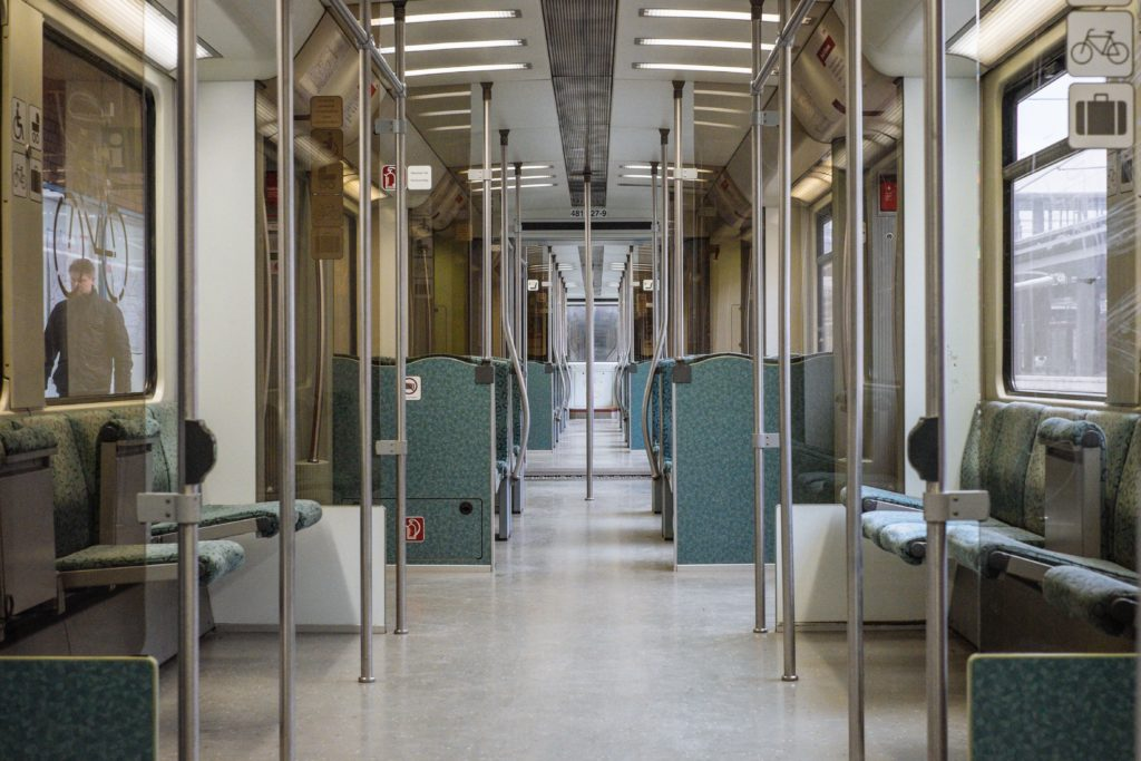 berlin, train, metro, public transport, germany