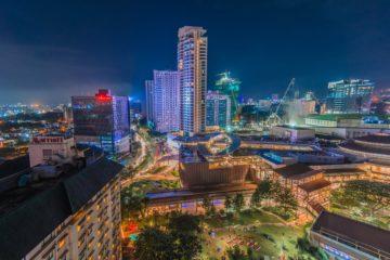#cebu #nightlife #cityscape #philippines