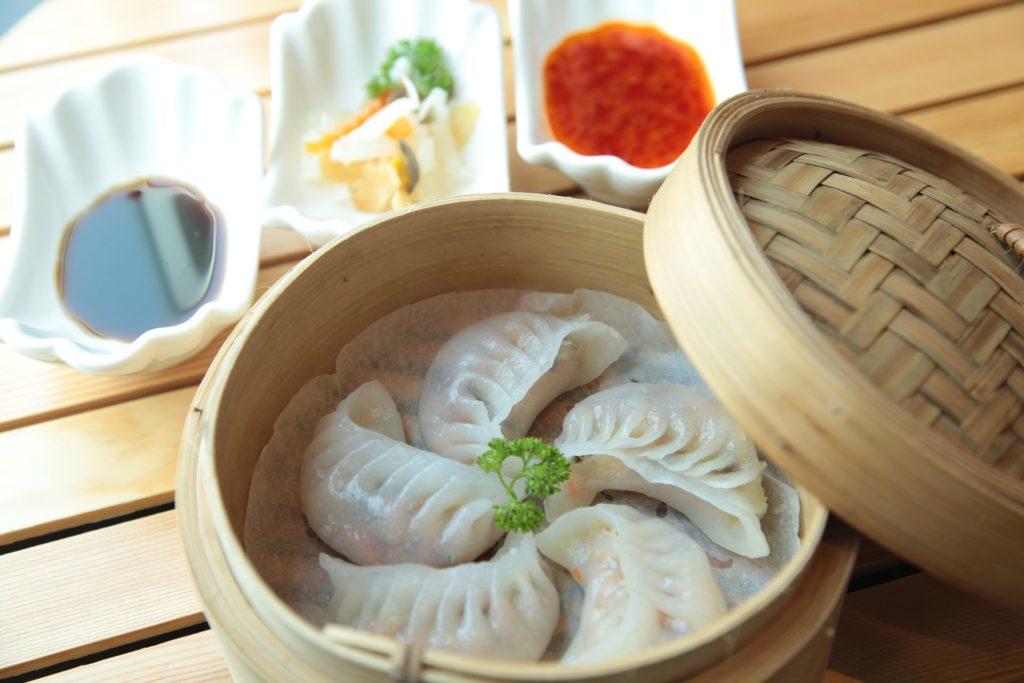 Beijing dimsum yumcha dumplings