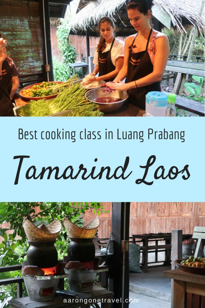 #luangprabang #cookingclass #tamarind #laos