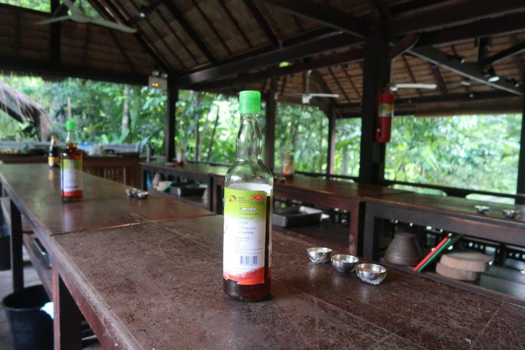 fish sauce, cooking class, tamarind laos