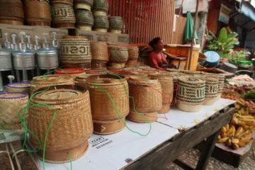 Luang Prabang, Laos, travel, budget, sticky rice