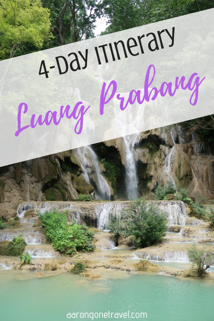 #luangprabang #laos #travelguide #itinerary