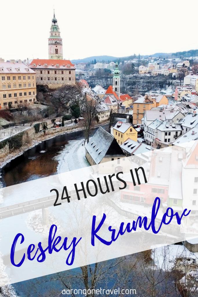 #ceskykrumlov #czechrepublic #moravia #winter #town