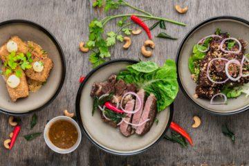 How to plan foodie trip, ultimate guide, layflat, meal, food, dinner