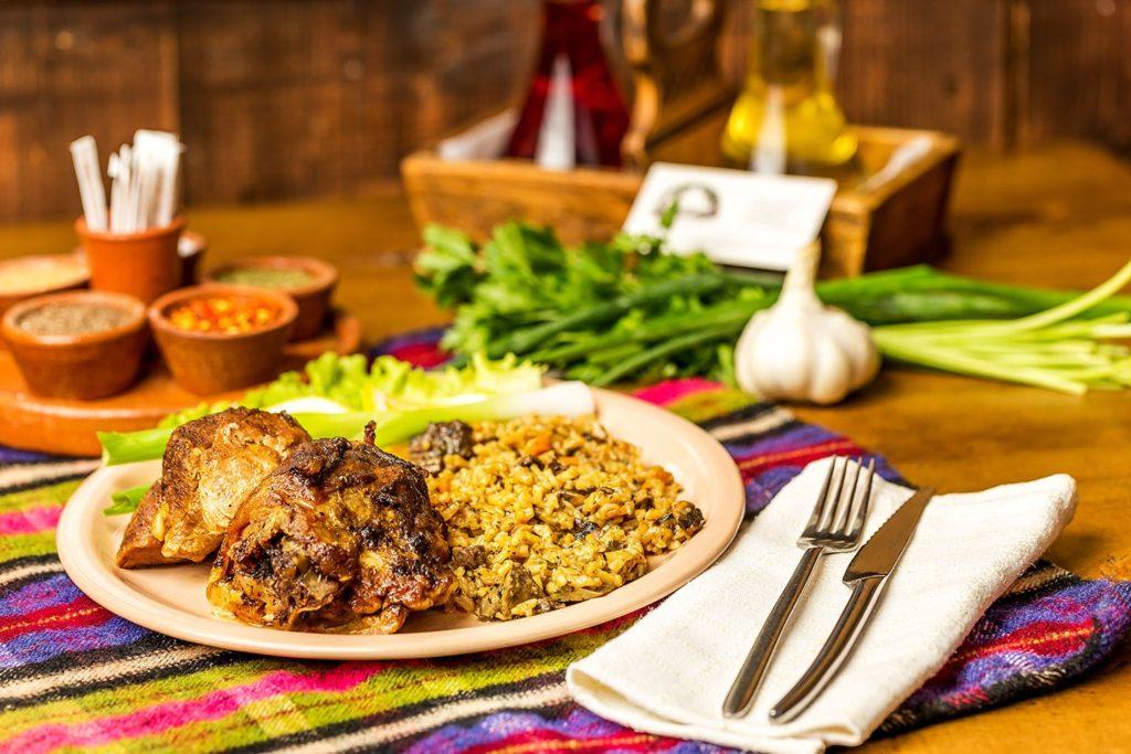 bulgarian food, sofia, food in sofia, restaurant in sofia, pod lipite