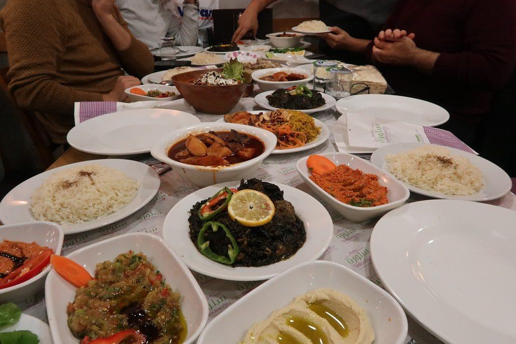 sallouru oglu food in istanbul