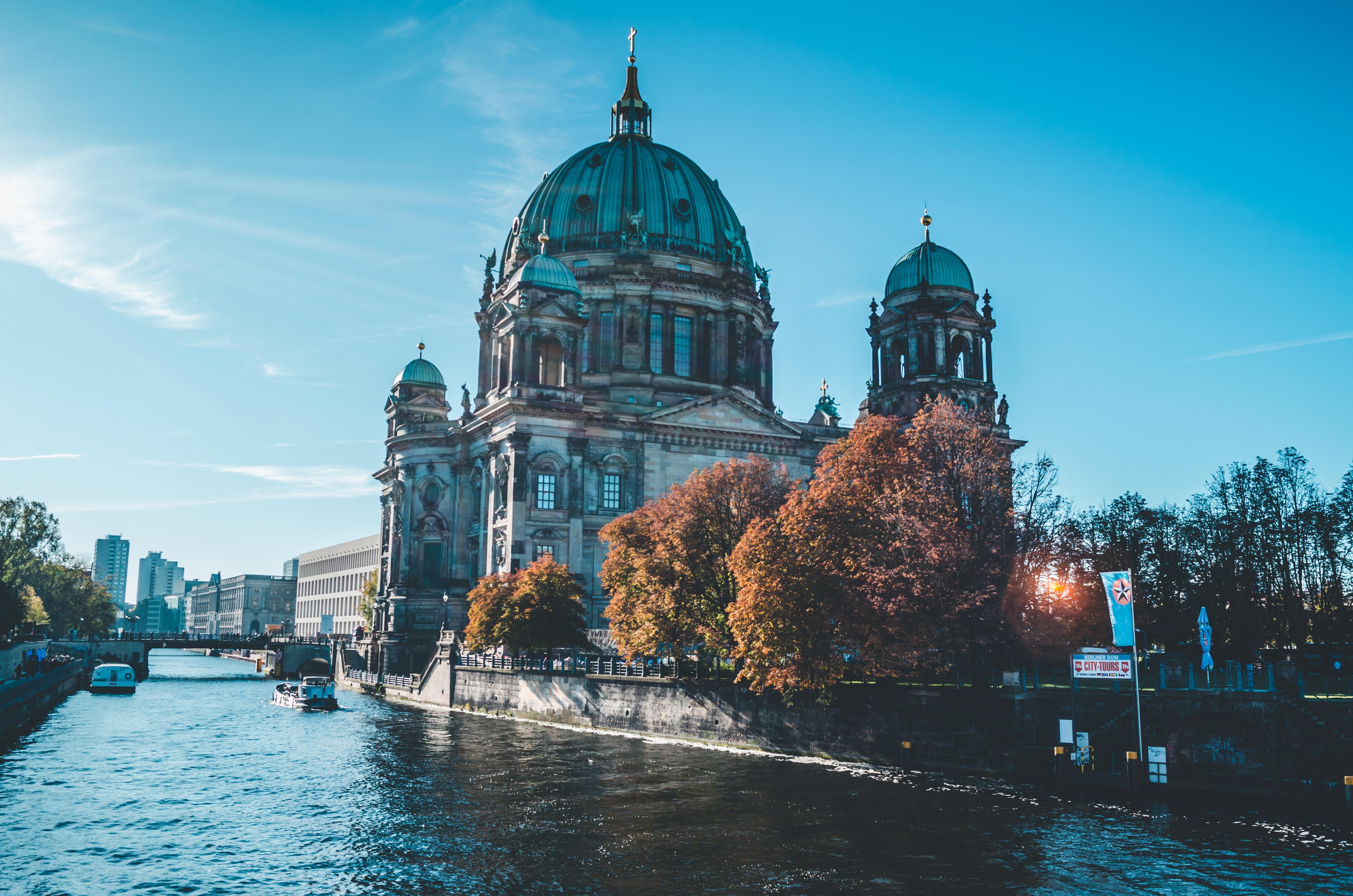 Berlin in Winter, berlin, germany