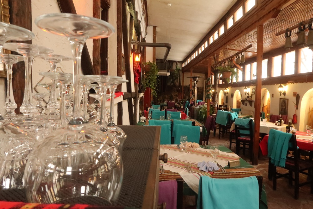 Where to eat in Sofia