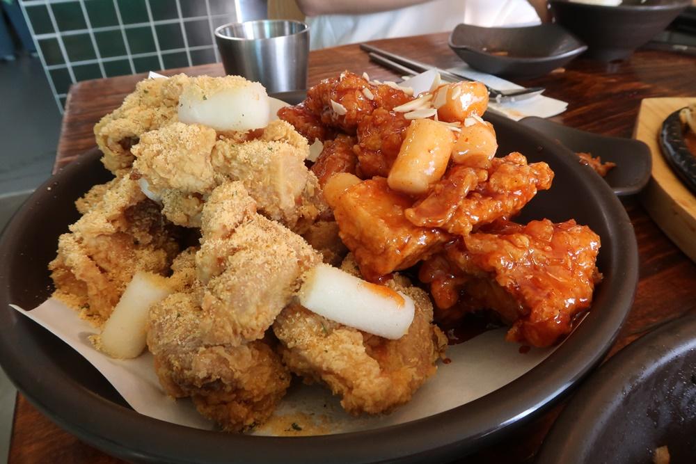 Best Korean Fried Chicken In Melbourne