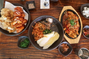 Korean food, korean restaurants in Melbourne