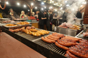 Where to eat in Krakow, krakow, christmas market, streetfood