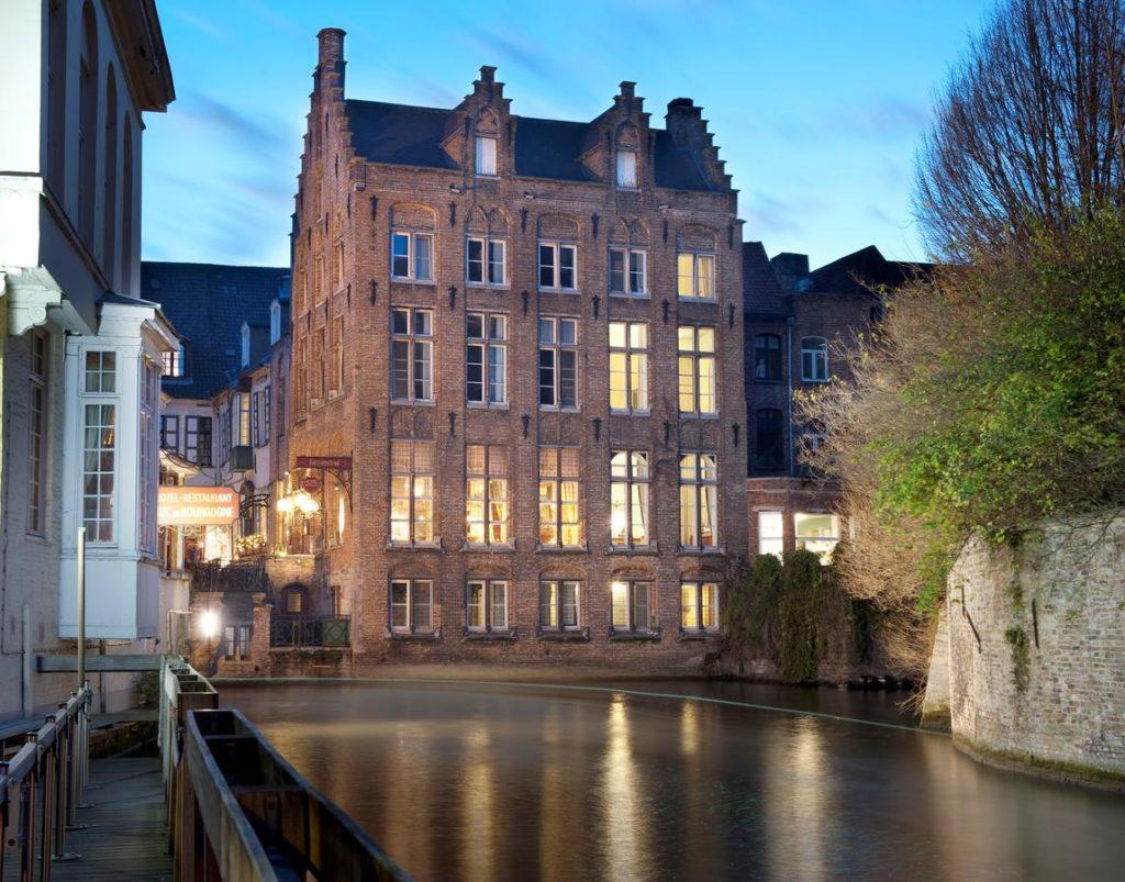 Hotel Bourgoensch Hof Bruges
