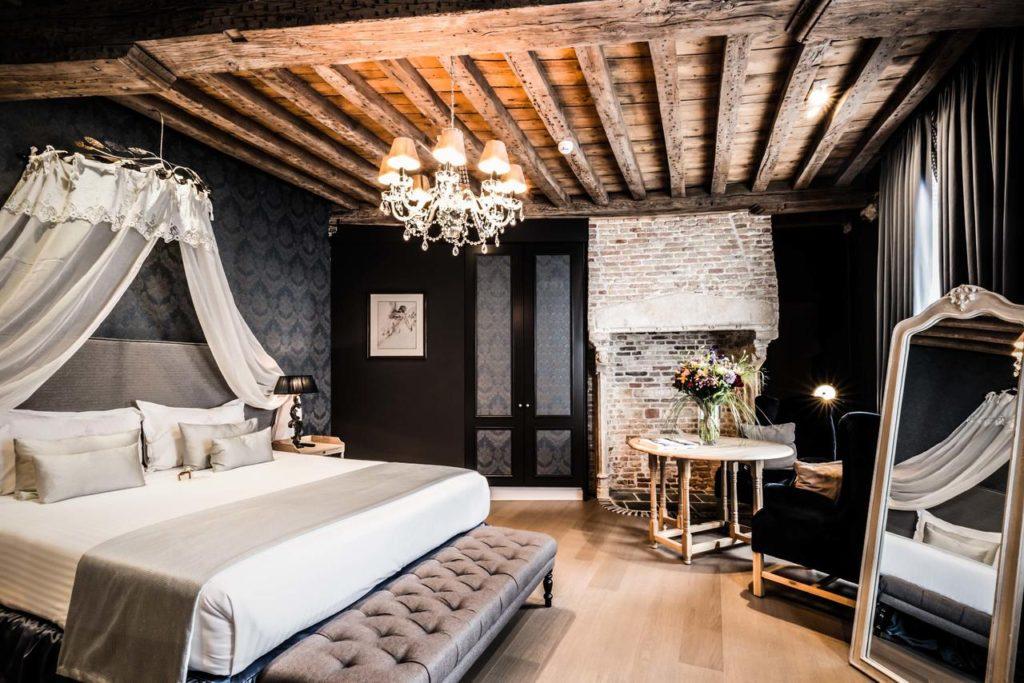 Hotel de Castillion A little elegant house Bruges