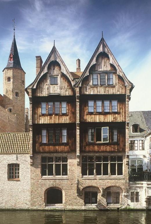 Relais Bourgondisch Cryuce Bruges