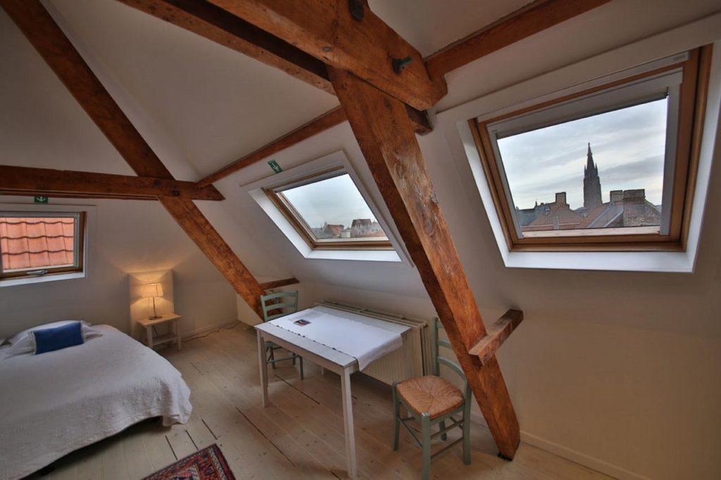 The Bleu House Bruges
