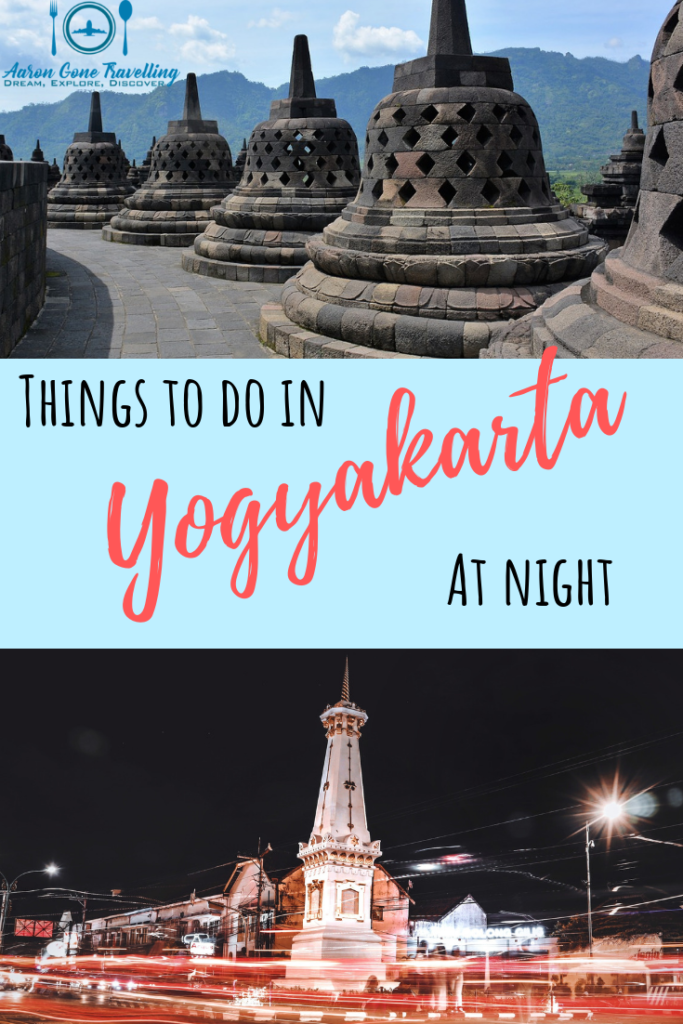 These are the 9 best things to do in Yogyakarta at night! The list is carefully curated by a few local Indonesians so you're in good hands! Make sure that you try out all the food recommendations too! #indonesia #yogyakarta #travelguide #javaisland