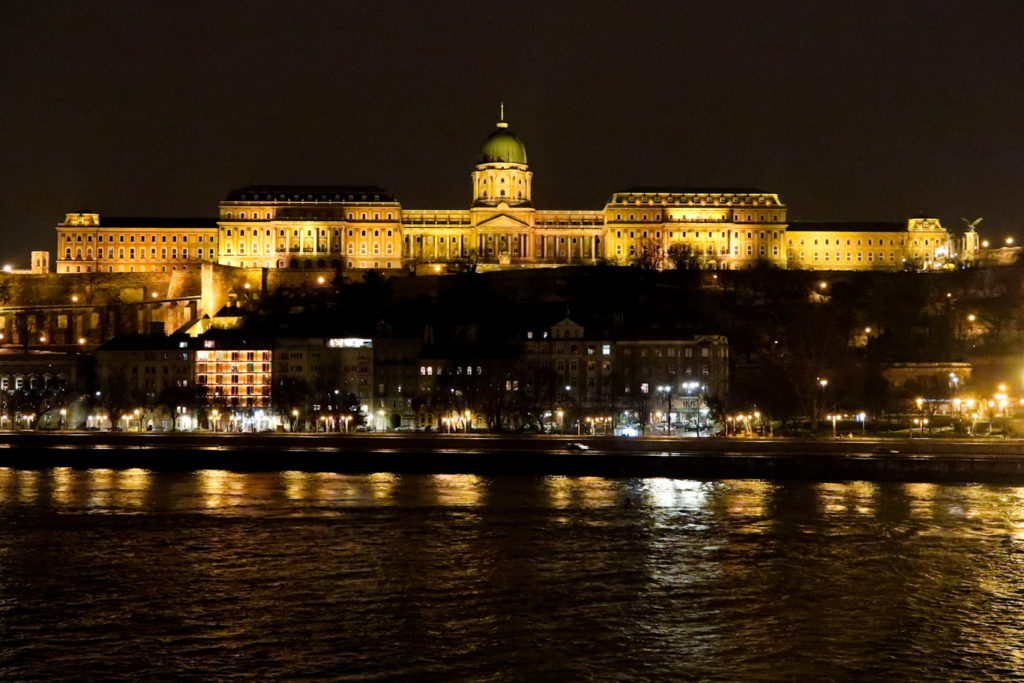 buda castle castle hill budapest