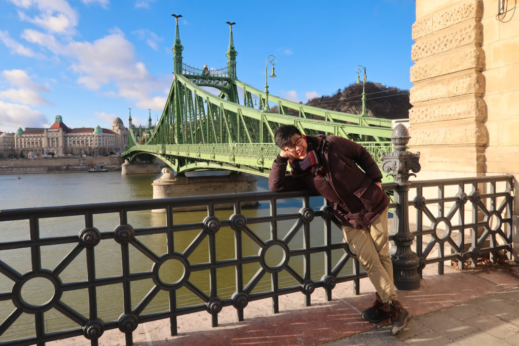 liberty bridge green bridge what to do in budapest in 2 days