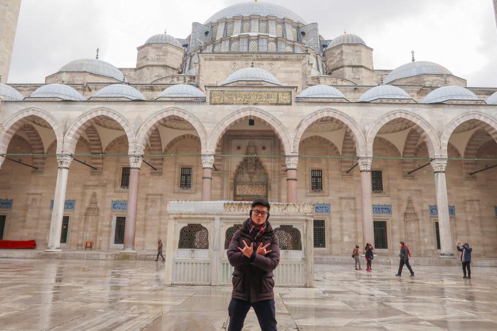 suleymaniye mosque balat istanbul