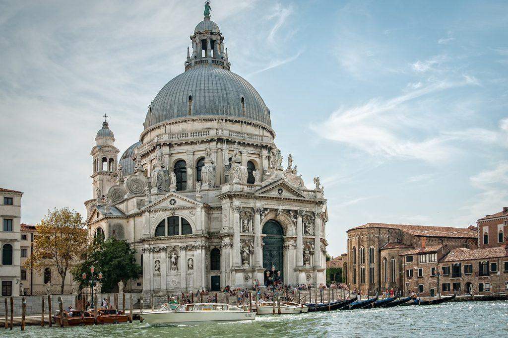 venice in 2 days - Basilica di Santa Maria della Salute