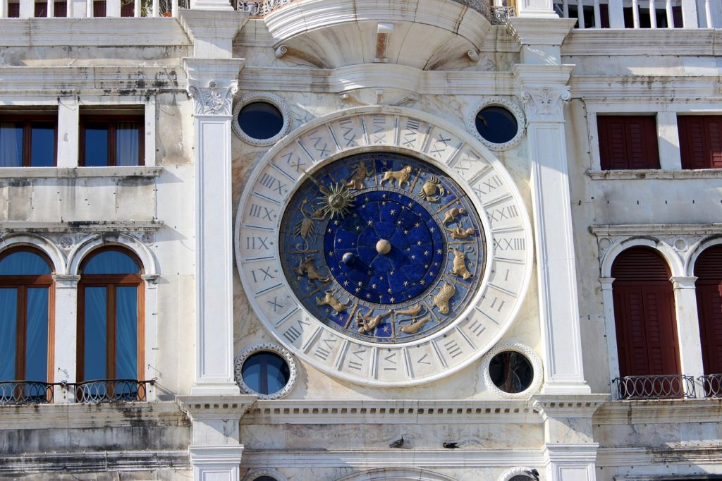venice clock tower venice itinerary