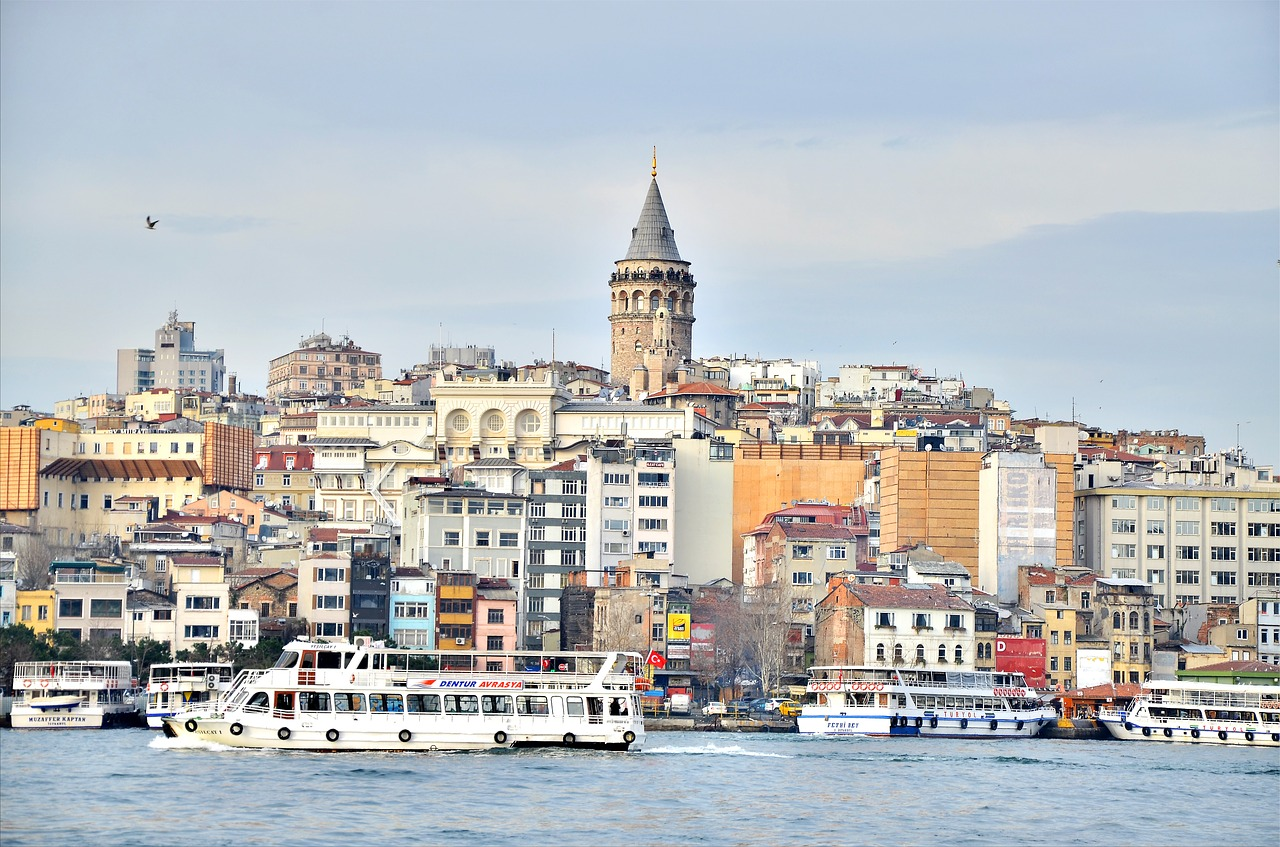 Galata waterfront istanbul turkey best place to stay in istanbul