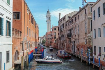 venice itinerary 2 days - canal