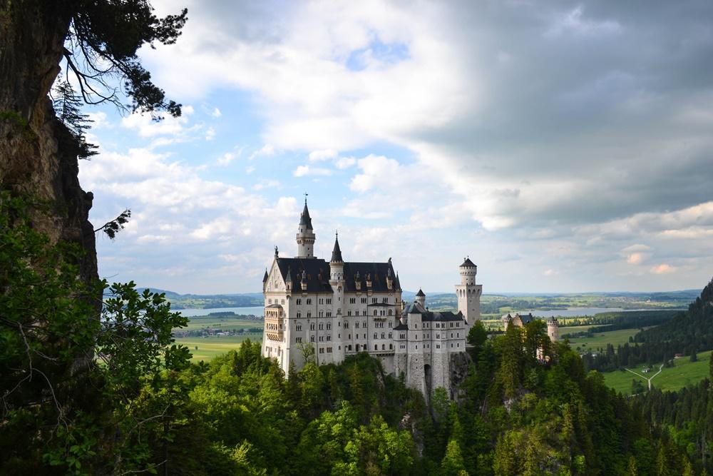 neuschwanstein castle munich 3 day itinerary schwangau